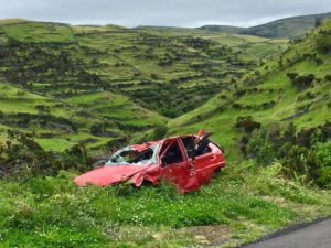 odszkodowanie za uszkodzony pojazd w wypadku komunikacyjnym